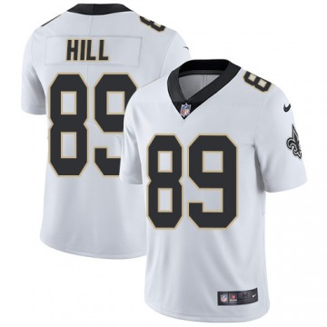 Youth Josh Hill New Orleans Saints Limited White Jersey
